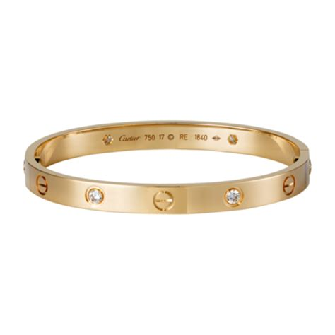 Cartier Love Bracelet Reference Guide   Spotted Fashion