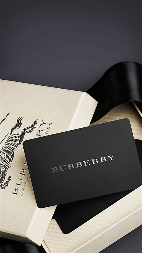 Is It Legal For Gift Cards To Expire - burberry gift card burberry