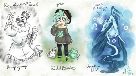 Drawing Your Ocs by Draw Your Ocs By Aj H On Deviantart
