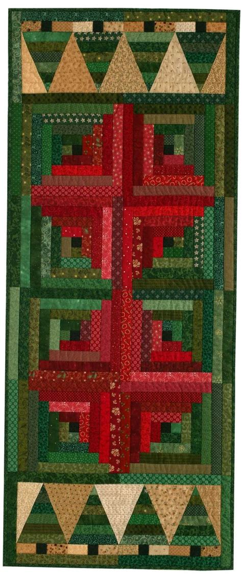 patchwork christmas tree runner pattern free download table runner patterns free christmas table