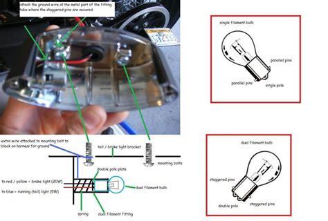 need help wiring light harley davidson forums