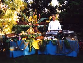 luau backyard party hawaiian luau of oc home entertaining ideas