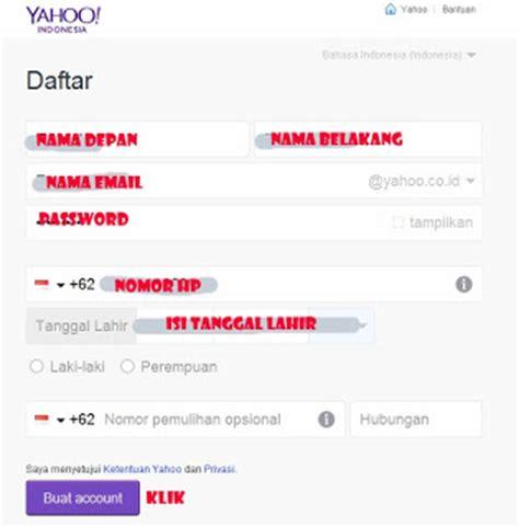 membuat email yahoo daftar daftar yahoo cara membuat email yahoo baru