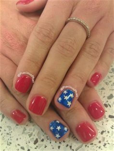 pedicure colors to the stars fourth of july nails hair makeup pinterest