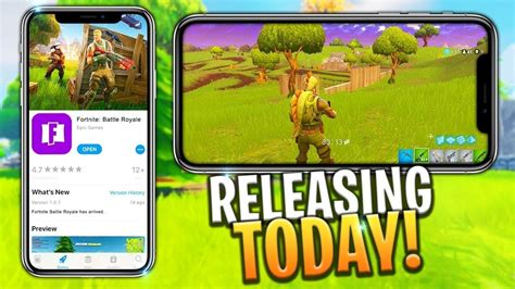 Will Android Get Fortnite by Fortnite Mobile Release How To Get A Code Ios Android