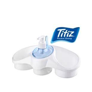 Tidy Soap Dispenser Sponge Holder dispensers vredebest packaging