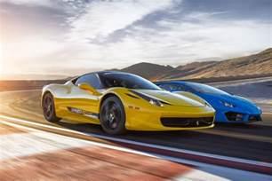 Lamborghini Races Drive Lamborghini Cars Las Vegas Speedvegas