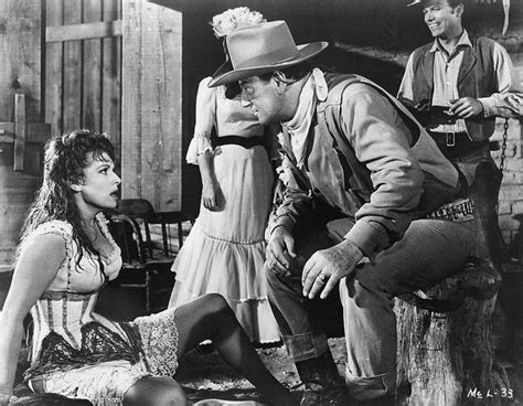 film western john wayne in italiano quot mclintock quot maureen o hara john wayne john wayne