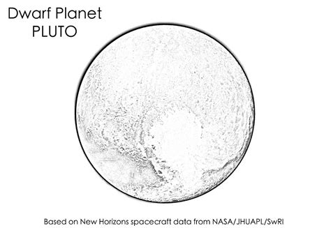 what color is the planet pluto pluto planet coloring sheets coloring pages