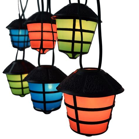 C7 Coach Rv Retro Lantern Party Light Set Patio Cer Lantern Patio Lights