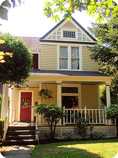 yellow victorian house flickr photo sharing