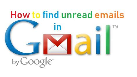Search For Email In Gmail How To Make Gmail Show Unread Emails 2 Simple