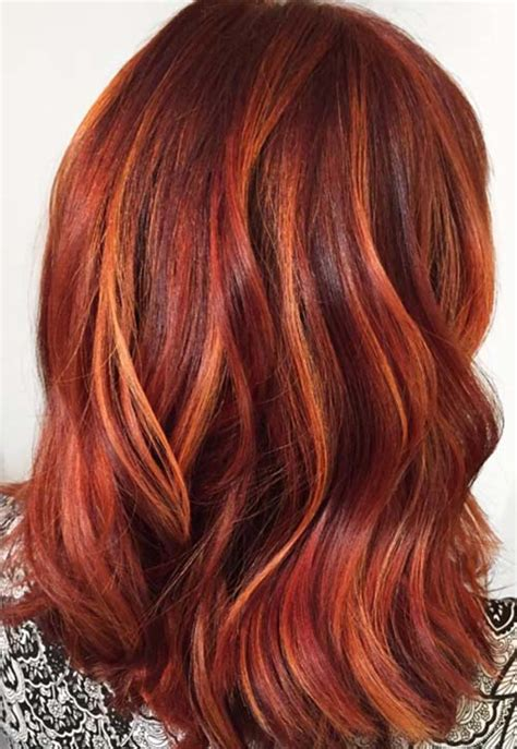 pictures of copper colored hair 50 copper hair color shades to swoon over fashionisers
