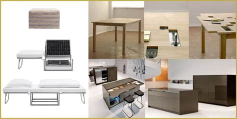 Dual Purpose Designs by Small Space Furniture Solutions Redesigned
