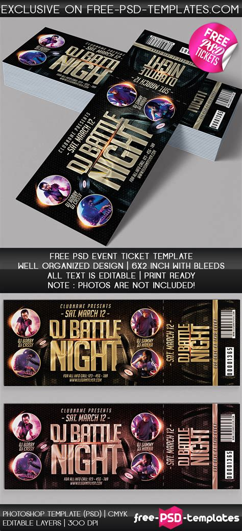 free event ticket templates for word make gift vouchers online