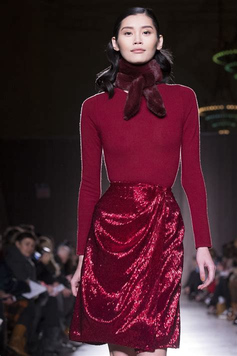 Fashion Week Fall 07 Monday by Ny Fashion Week Cbell Wows Zac Posen Crowd