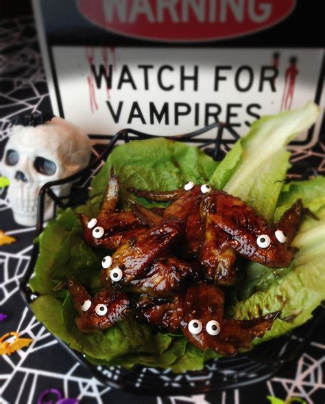 chicken  scary good halloween recipes evite