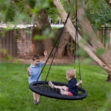 spinning swing cole levi swing and spin x large children
