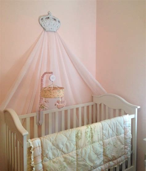 How To Make A Canopy For A Crib by 21 Best Diy Ideas For Nurseries Interior For
