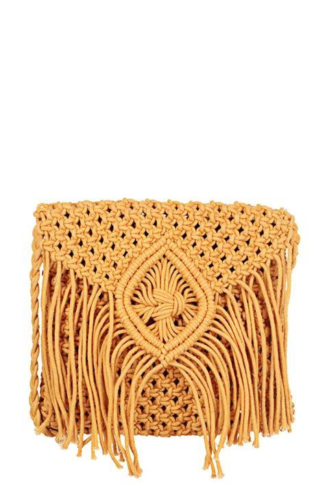 Macrame Crochet - 17 best images about bolsas macram 234 e crochet on