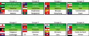 eliminatoires coupe du monde foot 2018