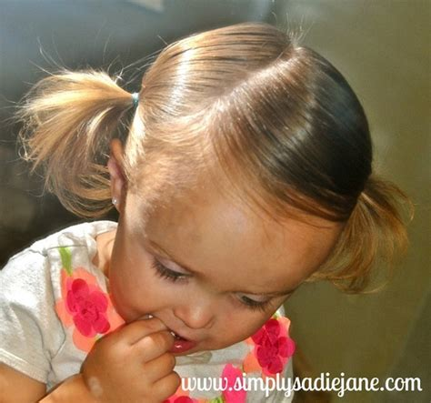 how to have a neat hairstyle with baby fine hair 23 best images about crazy baby hair on pinterest 30s