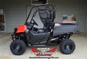 Honda Utv 2015 Utv Side By Side Model Lineup Honda Of Chattanooga