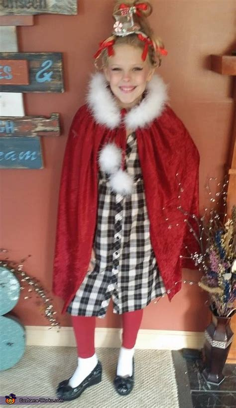 cindy lou  costume  girls
