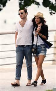 Ed westwick girlfriend 2016