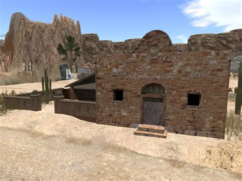 mexican house second life marketplace old mexican house