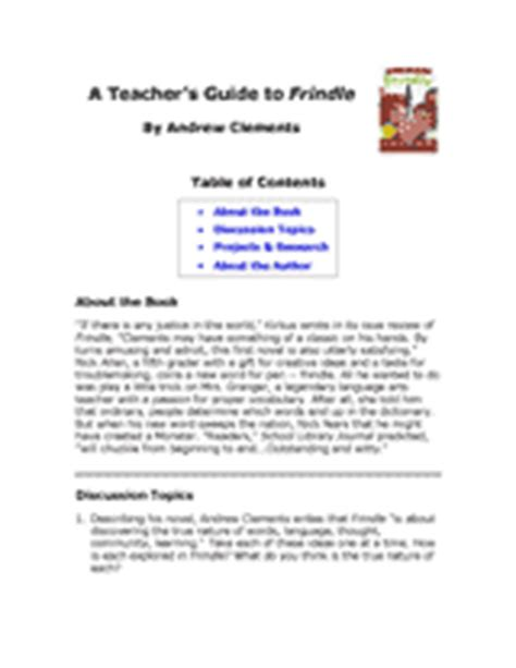 frindle book report frindle s guide