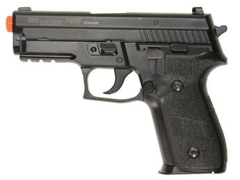 Airsoft Gun P229 Softair Sig P229 Metal Airsoft Gas Gun