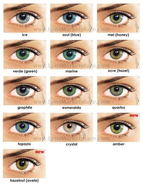 green colored contact lenses lens marketplace colored lenses solotica colors