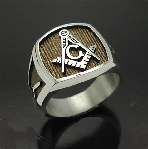925 sterling silver mens masonic ring by prolinedesigns on