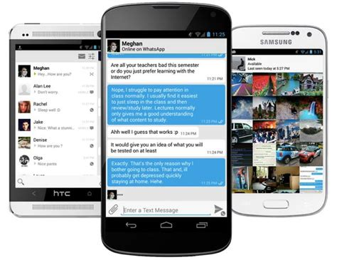 text message apps for android best sms text messaging replacement apps for android 2014