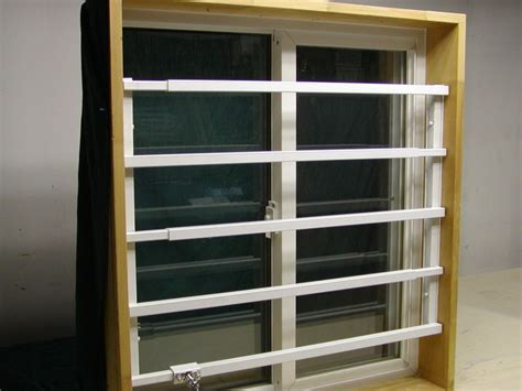 removable basement windows 17 best images about window bars security bars grilles
