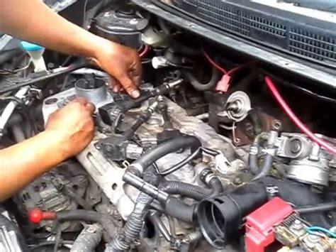 Coil N Grand Livina reparasi mobil grand livina cek ignation coil cdi mesin agakpincang