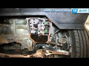 automatic transmission fluid change ford focus forum