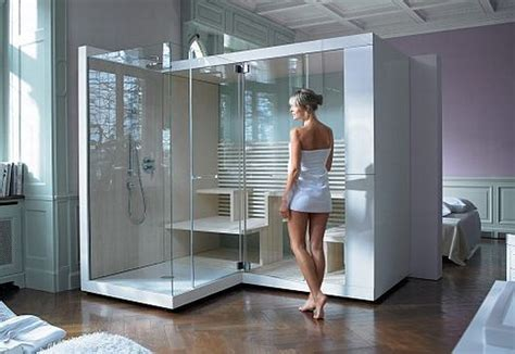 what does a steam room do for your duravit le arti