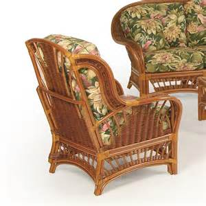 Upholstery York Pa Upholstered Wicker Chair By Palm Springs Rattan Wolf And
