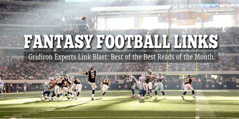 football link football link blast best of the best of july