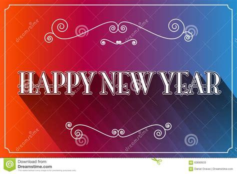 slogan on happy new year happy new year slogan vector stock vector image 63690633