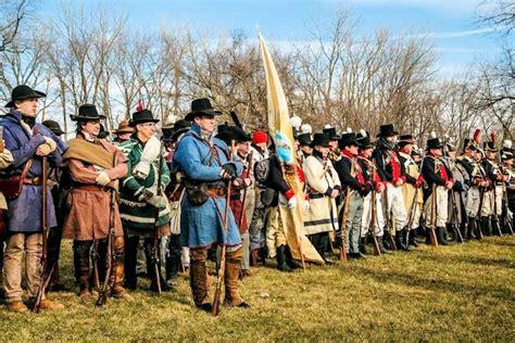 Native American Indian Home Decor battles of the river raisin reenactment war of 1812