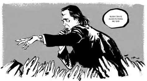 libro nick cave mercy on lesereise graphic novel quot nick cave mercy on me quot