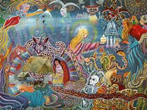 ayahuasca visions gallery 171 head over heels