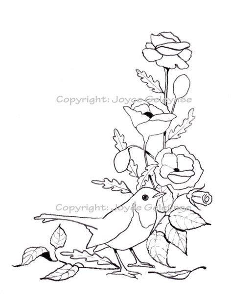 cornici kashmir st clip embroidery design robin