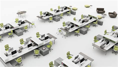 Planning To Plan Office Space by Open Plan Design And Planning Knoll