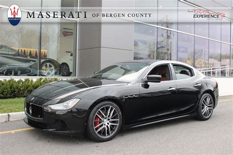 2014 Maserati Ghibli S Q4 Sedan Maserati Ghibli For Sale Image 77