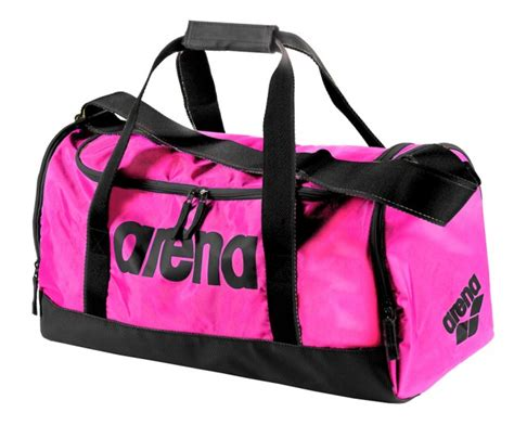Bag K180 arena spiky 2 small holdall fuchsia theswimmingshop
