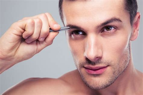 The Of Groomed Brows by The Dos And Donts Of Mens Eyebrow Grooming
